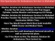 Medivic Aviation Air Ambulances Services From Varanasi To New Delhi - Page 4