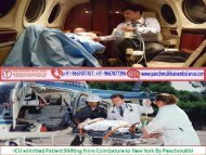 Get the Best Prominent Air Ambulance Services in Coimbatore and Cooch Behar - Copy