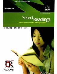 Select Readings 2nd-Intermediate