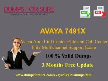 7491X Dumps