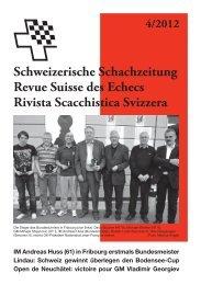 Gesucht: Organisator für das Bundesturnier 2015 - Schweizer ...