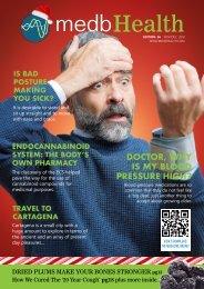 Doctor why is my blood pressure high? - MedB Health Magazine