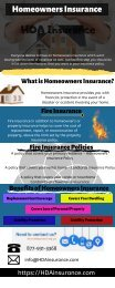 Affordable Homeowners Insurance - HDA Insurance