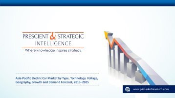 Asia-Pacific Electric Car Market Segmentation: Growth and Demand Forecast, 2013-2025