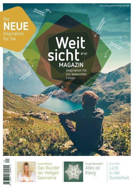Weitsicht-Magazin No 1/2019/ - Leseprobe