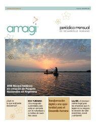 Periódico Amagi Desarrollo Humano Diciembre 2018