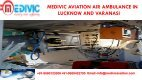 Now Get Most Reliable Air Ambulance in Lucknow and Varanasi by Medivic - Page 3
