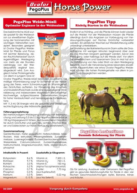 Punkte-Prämien - Muskator-Werke GmbH