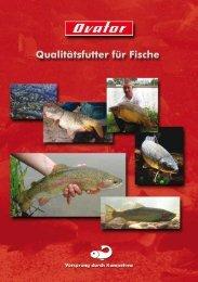 Forellenfütterung - Muskator-Werke GmbH