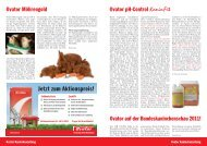 Jetzt zum Aktionspreis! - Muskator-Werke GmbH