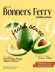 January 2019 Bonners Ferry Living Local