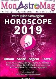 VIERGE - Grand Horoscope 2019