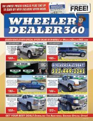 Wheeler Dealer 360 Issue 52, 2018