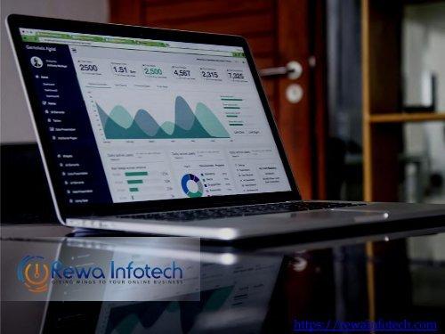 Web Development Company Indore   Rewa Infotech
