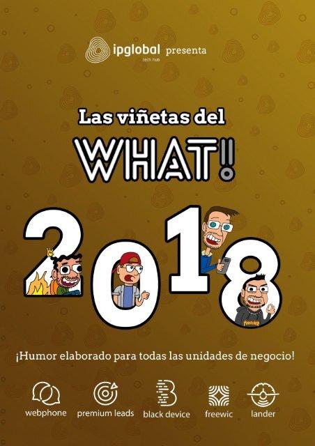 WHAT Viñetas 2018