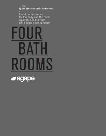 Agape four bathrooms