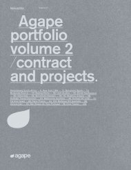 Agape - Catálogo - Portfolio contract volume 2