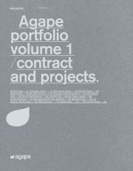 Agape - Catálogo - Portfolio contract volumen 1