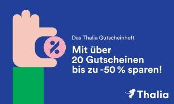 Thalia Gutscheinheft