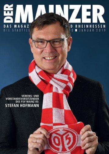 DER MAINZER - Das Magazin für Mainz und Rheinhessen - Nr. 340
