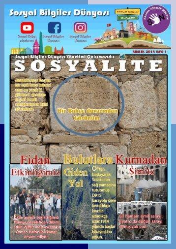 SOSYALİTE PDF