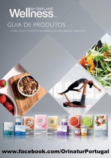 Oriflame - Guia Wellness 2019