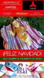 Periódico Cultural Xela In Focus 1ra Edición