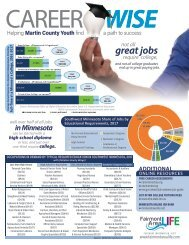 CareerWISE - Fairmont Area Life