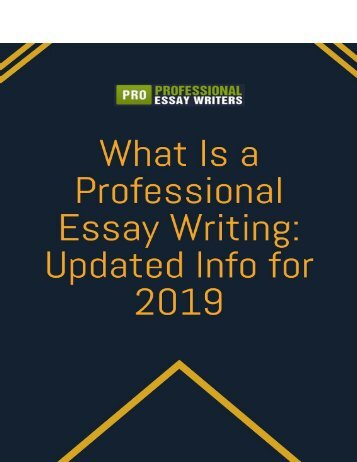 Sample Essay  Grocery Shoppers Update What Is A Professional Essay Writing Updated Info For  University English Essay also Professional Business Plan Writers In Johannesburg  Examples Of A Thesis Statement For An Essay