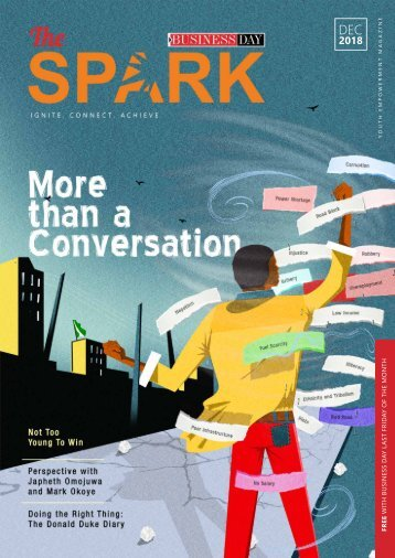Politics and Governance - More Than A Conversation