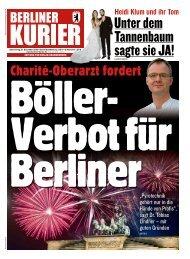 Berliner Kurier 27.12.2018