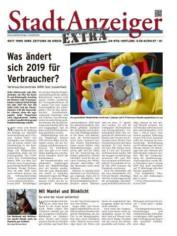 Stadtanzeiger Extra kw 52