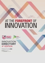 Innovation directory 4th edition