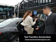 Taxi Transfers Amsterdam