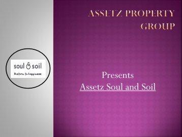 Assetz soul and soil