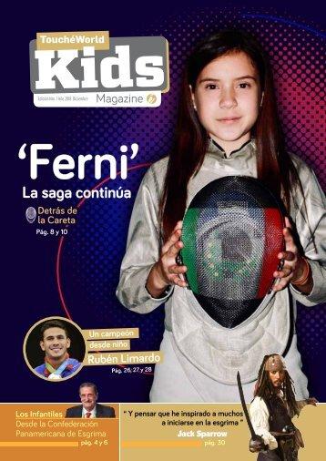 ToucheWorld KIDS magazine