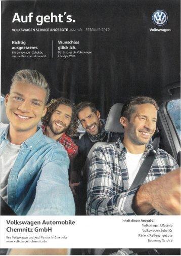 2019-01-02 Volkswagen Automobile Chemnitz - Wintersale