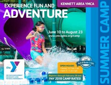 Summer Camp 2019 at Kennett Area YMCA