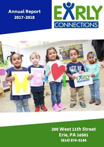 Early Connections 2017-18 Annual Report