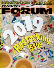 Retailers Forum E Magazine Jan 2019