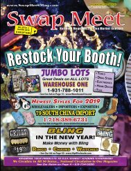 Swap Meet E-Magazine Jan. 2019