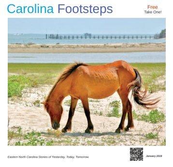Carolina Footsteps January 2019