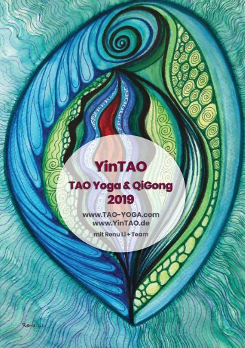 2019 TAO Yoga & QiGong Kalender