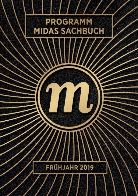 Programm Midas Sachbuch Frühjahr 2019