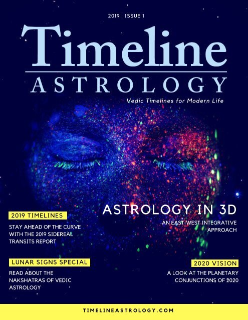 Timeline Astrology 2019 Issue 1