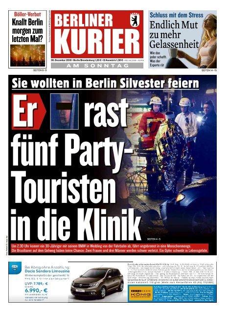 Berliner Kurier 30.12.2018