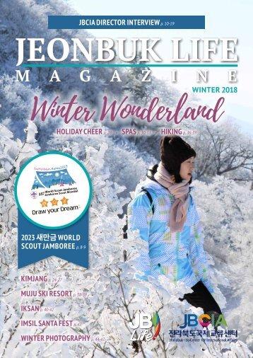 2018 JB LIFE! Magazine Winter Edition