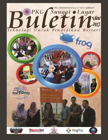 BULETIN PKG SUNGAI LAYAR 2017