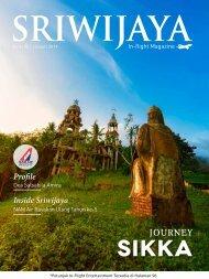 Sriwijaya Magazine JANUARI 2019