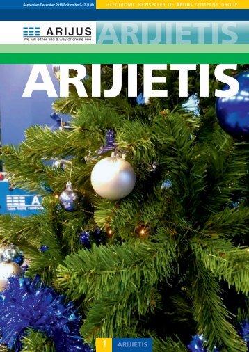 Festive Arijietis 2018